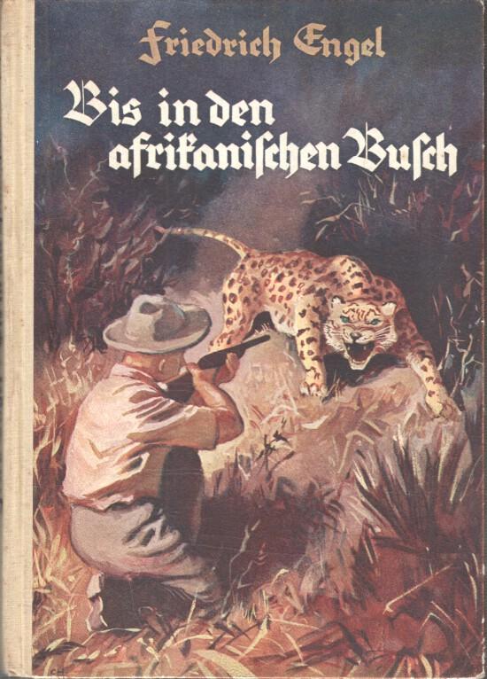 Bis in den afrikanischen Busch : 5 Jungengeschichten. Textzeichngn v. Werner Chomton