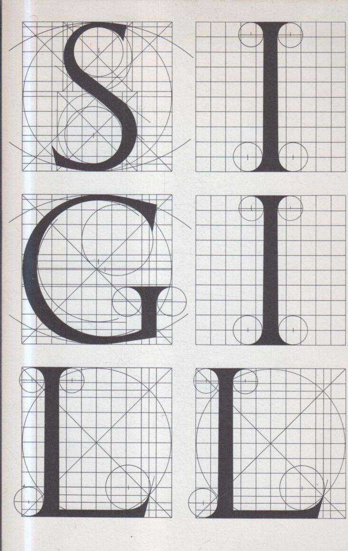 Sigill: Blätter für Buch und Kunst. Heft 1, Folge 5. 1975. Mit drei montierten Drucken nach Radierungen von Dieter Benecke. 325 Exemplare