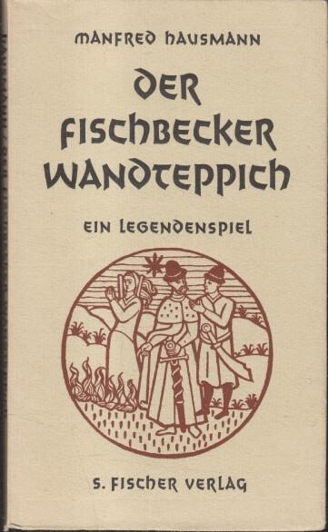 Der Fischbecker Wandteppich 8. - 11. Tsd.