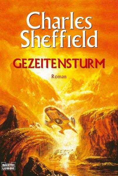 Gezeitensturm  1., Aufl. - Sheffield, Charles