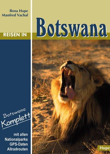 Reisen in Botswana 4., Aufl.