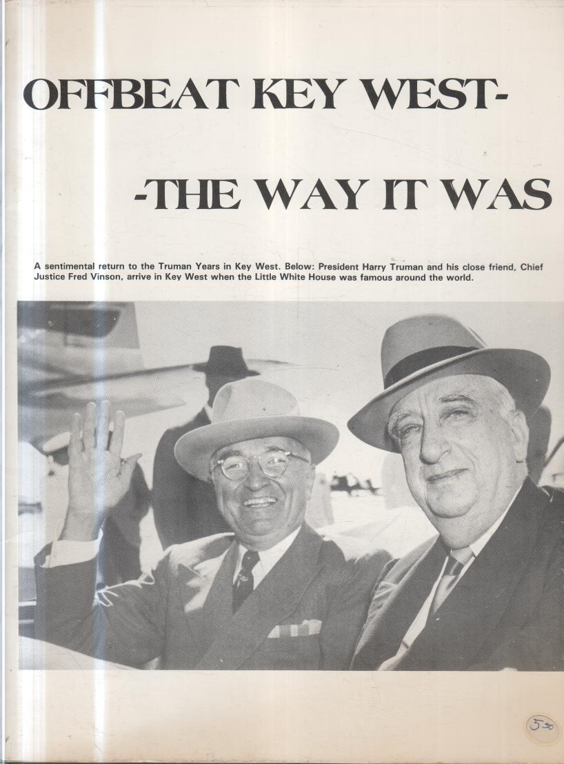 Offbeat Key West : The way it was REPRINT