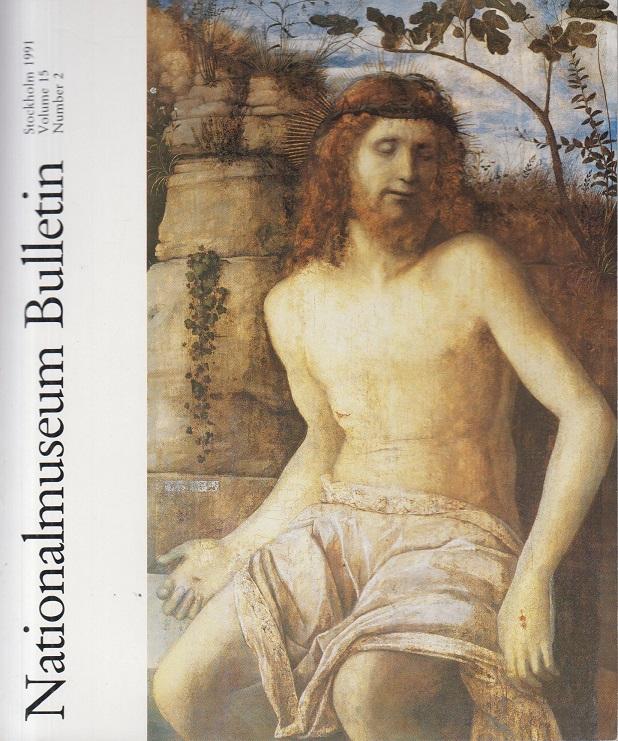 Cavalli - Björkman, Görel Art Bulletin of Nationalmuseum Stockholm. Volume 15, Number 2. 1991.