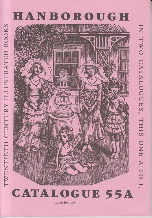Hanborough Catalogue 55 A. In two catalogues, this one A-L.