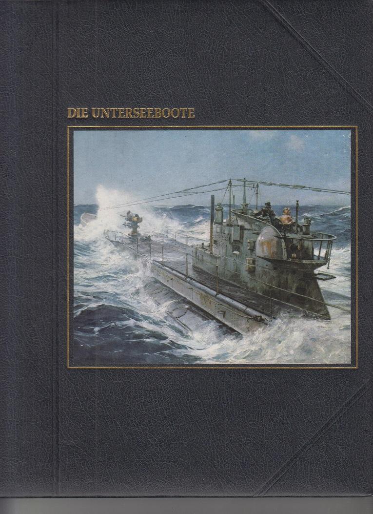 Die Unterseeboote.