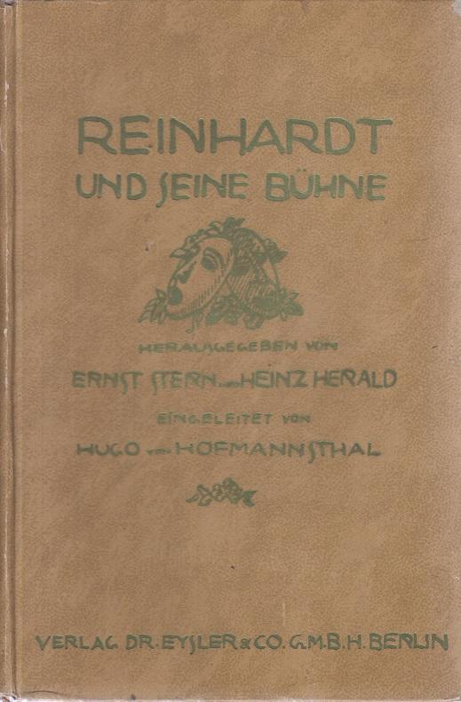 Reinhardt, Gottfried Der Liebhaber.