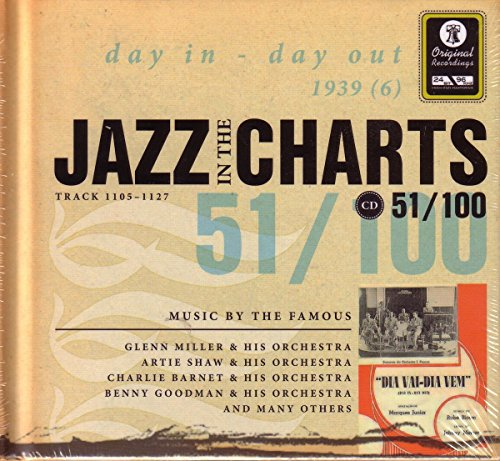 Jazz in the Charts 51/100 - 1939 (6) - day in - day out