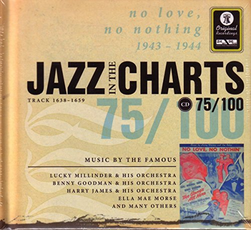 Jazz in the Charts 75/100 - 1943-44 - no love, no nothing