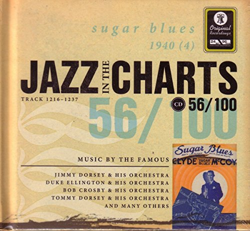 Jazz in the Charts 56/100 - 1940 (4) - sugar blues