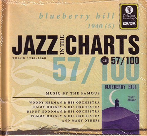 Jazz in the Charts 57/100 - 1940 (5) - blueberry hill