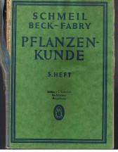 Pflanzenkunde. 3.Heft 5.Aufl.