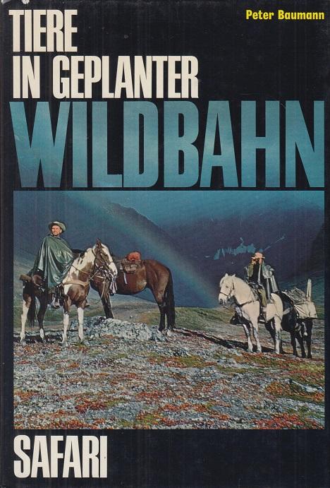 Tiere in geplanter Wildbahn.