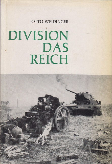 Division Das Reich; Teil: Bd. 2., 1940 - 1941 ( Divisions-Chronik ) Der Weg der 2. SS-Panzer-Division