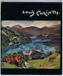 Lovis Corinth. Zur Feier seines hundertsten Geburstages. Erstausgabe