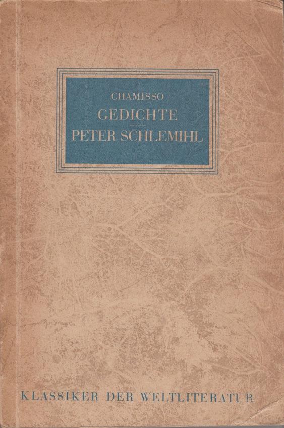 Gedichte / Peter Schlemihl