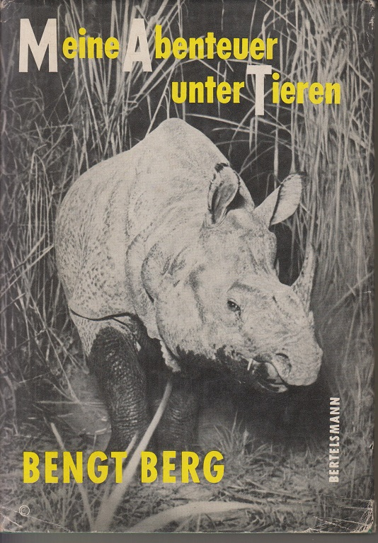 Meine Abenteuer unter Tieren. 1. A.,