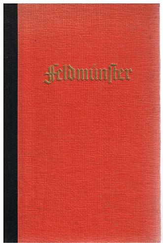 Feldmünster - Roman aus einem Jesuiteninternat 3. Auflage