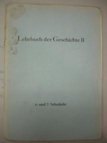 Lehrbuch der Geschichte II