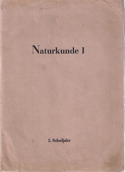Naturkunde I