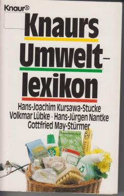 Knaurs Umweltlexikon
