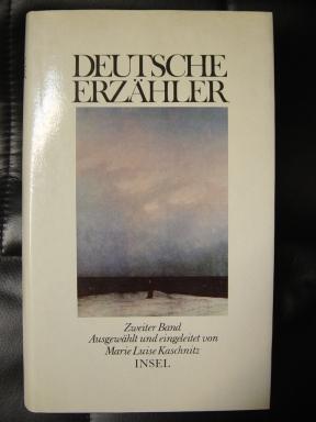 Deutsche Erzähler - 2. Band