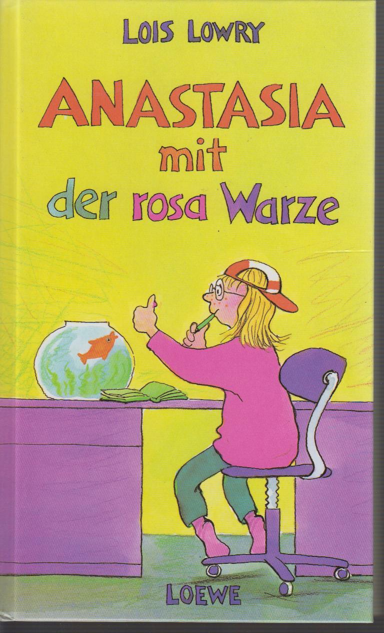 Anastasia mit der rosa Warze. ( Ab 10 J.).