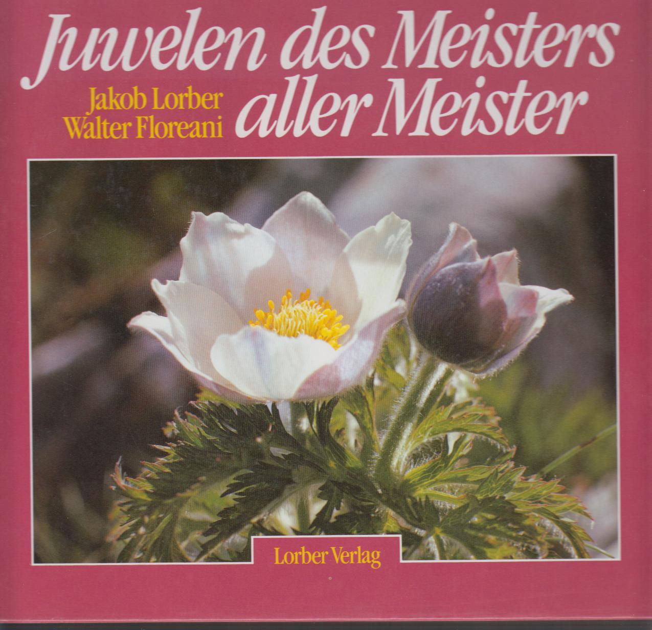 Juwelen des Meisters aller Meister. - Bietigheim : Lorber [Deutsche Ausg.].