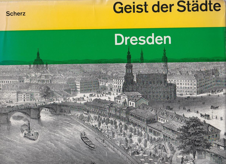 Reichel, Ortrud Dresden, Geist der Städte,