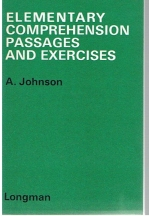 Elementary Comprehension Passages and Exercises