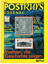 Postkurs Journal No. 2, 1990.
