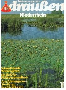 HB Naturmagazin draußen 11. Niederrhein.