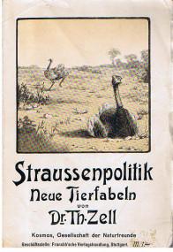 Straussenpolitik. Neue Tierfabeln.