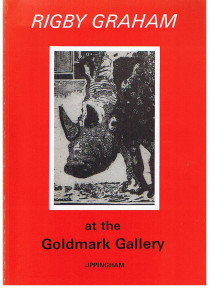 Rigby Graham at the Goldmark Gallery.