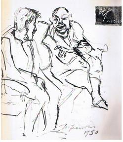 Hans Fronius: Archiv. (Ausstellung Okt./Nov. 1968).