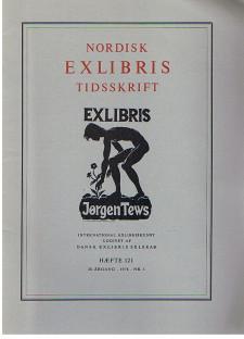 Nordisk Exlibris Tidsskrift. 28. Argang. 1976. Haefte 121 Nr. 1.