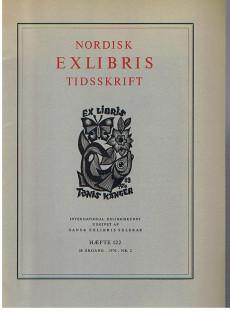 Nordisk Exlibris Tidsskrift. 28. Argang. 1976. Haefte 122 Nr. 2.