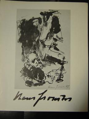 Hans Fronius: Neue Münchner Galerie Graphik , Zeichnungen, Gemälde