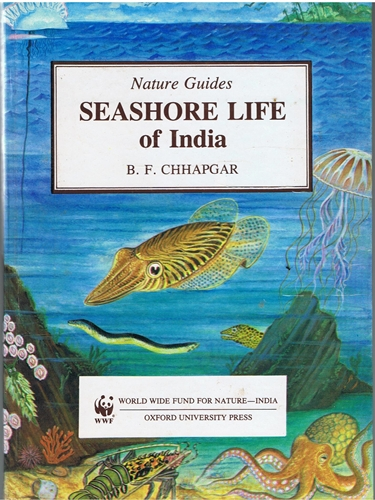 Seashore Life of India (Nature Guides)