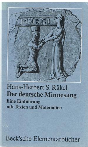 Der deutsche Minnesang