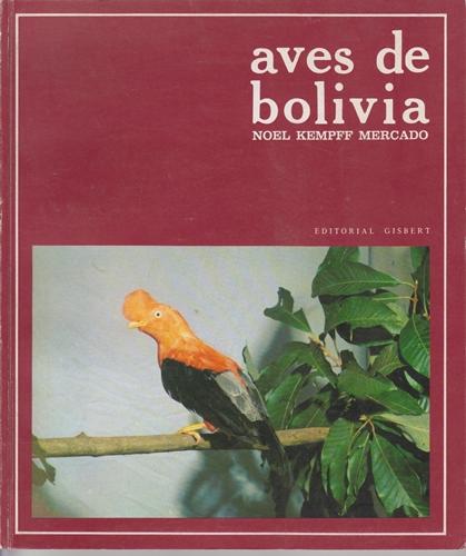 Aves de Bolivia - Ornithologie -