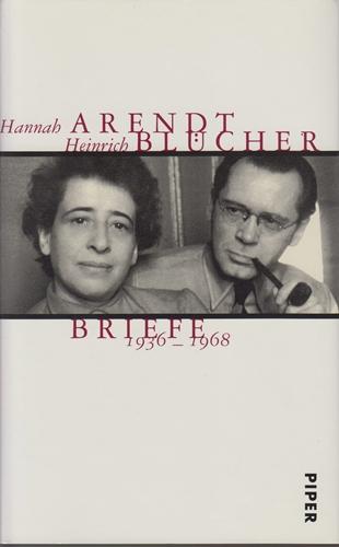 Hannah Arendt / Heinrich Blüche  Briefe 1936-1968 2. Aufl.