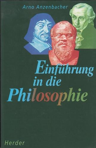 Einfuhrung in die Philosophie 5. Aufl.