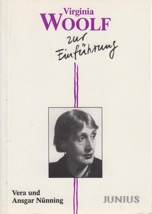 Virginia Woolf zur Einführung 1. Auflage