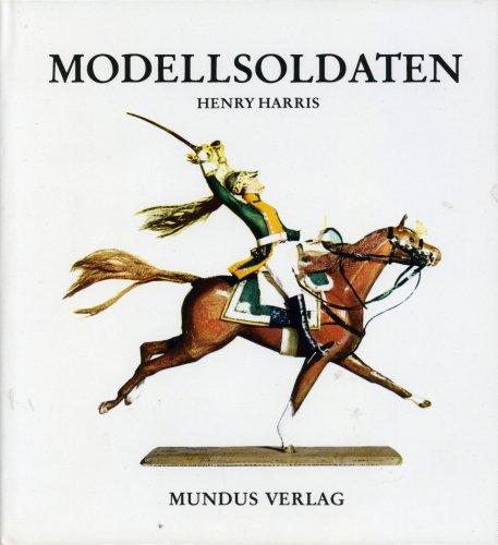 Modellsoldaten (Kleine Liebhaberreihe - Bücher für Sammler).