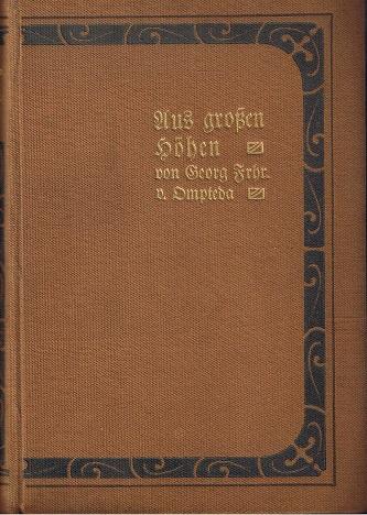Aus großen Höhen 7. Aufl.