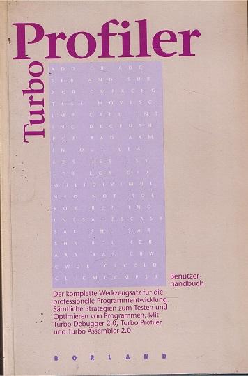 Turbo Debugger & Tools / Turbo Profiler - Benutzerhandbuch 2. Auflage