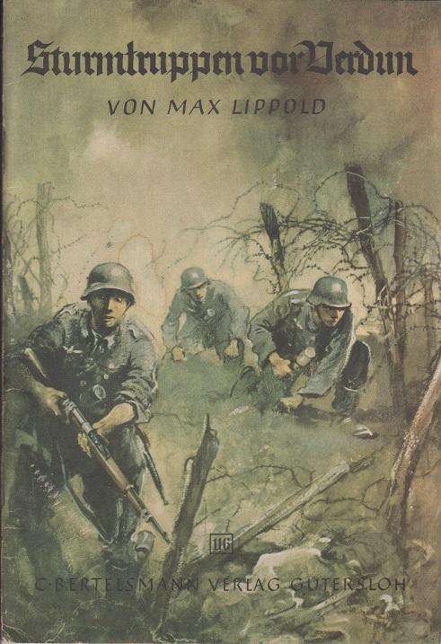 Sturmtruppen vor Verdun - Spannende Geschichten Bd.116