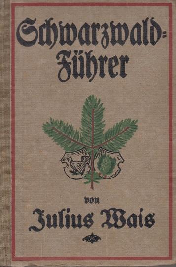 Schwarzwaldführer 7. Aufl.
