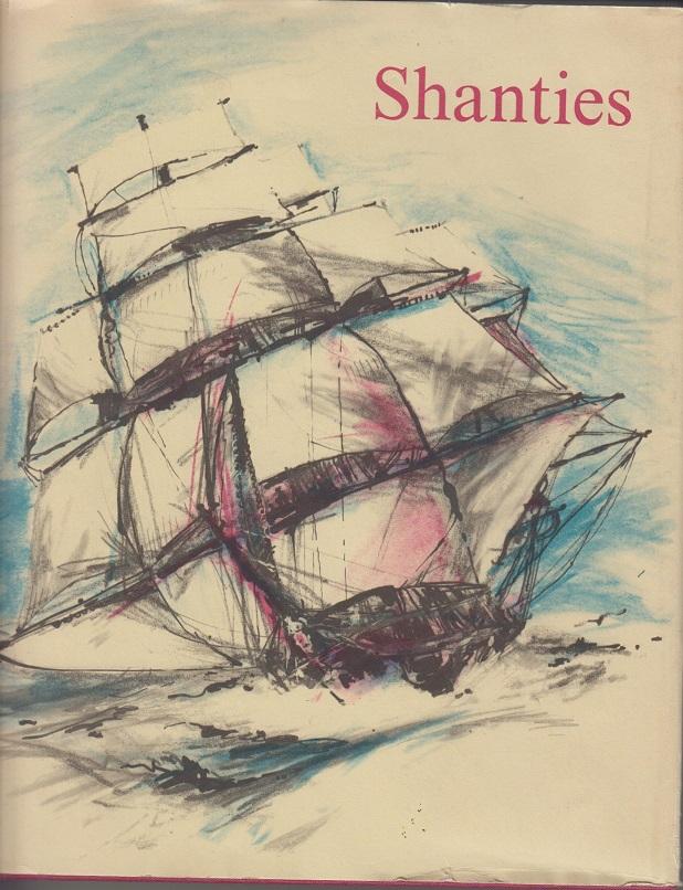 Shanties. Nachdichtungen der englischen und skandinavischen Lieder von Jens Gerlach.