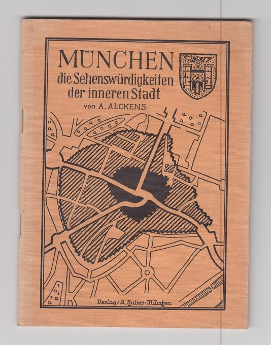 München - Die Sehenswürdigkeiten der inneren Stadt.